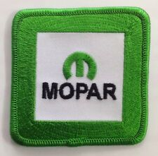 MOPAR CLOTH PATCH CHRYSLER CHARGER PACER VALIANT DODGE HEMI 215 225 245 265 VC