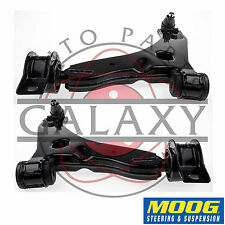 Moog New RK Replacement Front Lower Control Arm Pair For Ford Focus 00-04