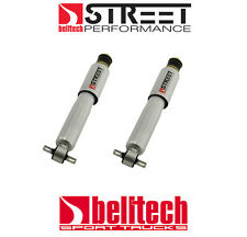 """96-04 Toyota Tacoma Street Performance Front Shocks for 2"""" Drop (Pair)"""
