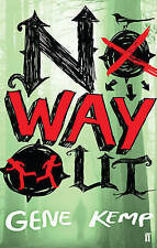 No Way Out,Kemp, Gene,New Book mon0000022617