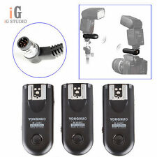 3pcs Yongnuo RF-603II Wireless Flash Trigger N1 for Nikon Canon Pentax Olympus
