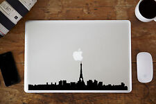 "PARIS Skyline Adesivo Decalcomania per Apple MacBook Air / Pro notebook 11 "" 12"" 13 """