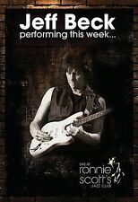 Performing This Week... Live at Ronnie Scott's by Jeff Beck CD
