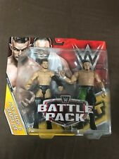 WWE Mattel Battle Packs 43 43.5 NXT Finn Balor Samoa Joe RARE NEW IN HAND