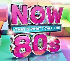 'NOW THATS WHAT I CALL THE 80s' 3 CD SET (2015)