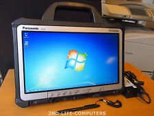 "Panasonic Toughbook CF-D1 Rugged Tablet 13,3"" WIN 7 8GB 250GB TOUCH + PSU"