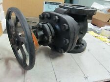 "Crane Cast Steel Gate Valve Cat #341E P/N BA 20651 4"" 300# Flange 500 WOG (NEW)"