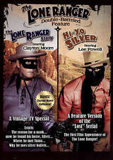The Lone Ranger Double Feature (DVD, 2013, Special Edition)