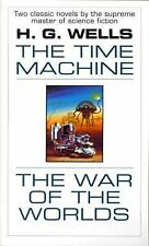 The Time Machine  The War of the Worlds