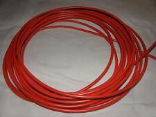 Bowdenzug Außenhülle Rot Bremse und Schaltung Außenhülle Teflon 2 m Rolle