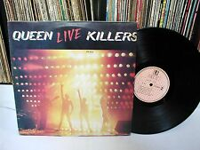 QUEEN -Live killers KOREA LP. diff one Vinyl, Snoopy Cvr