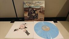 New Cyndi Lauper Detour Blue Swirl LP Vinyl Wax Funnel of Love Grammy Tony Emmy