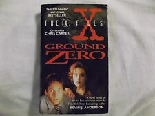 Ground Zero by Kevin J. Anderson (1996, Paperback)