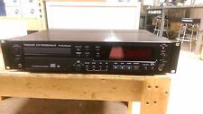 Tascam CD-RW900MKII Flawless Condition Professional CD Recorder/Player