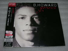 B HOWARD genesis JAPAN CD R&B SEALED NEW