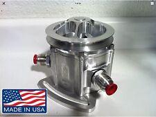PRO RACING VACUUM PUMP 3 VANE REBUILT AEROSPACE COMPONENTS