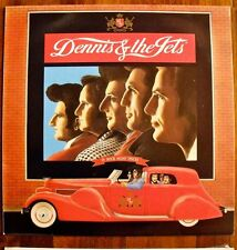 Dennis & the Jets IN ROCK SIGNO VINCES  vinile originale 1987