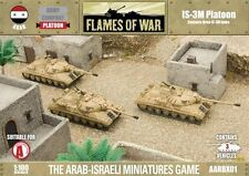Flames of War Arab Israeli Wars IS-3M Platoon