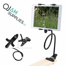 Flexible 360Lazy Bed Desk Stand Holder Mount iPad 2 3 4 Air Mini Tablet Phone UL
