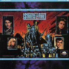 LASERDISC : STREETS OF FIRE - LETTERBOXED