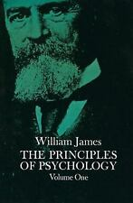 The Principles of Psychology, Vol. 1 by William James