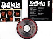 """BUFFALO SPRINGFIELD """"Buffalo Springfield"""" (CD) 1986"""