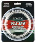 Rovex Kor Leader Fishing Line 100m 50lb Clear