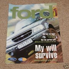 The Ford Talkback Magazine Spring 2000