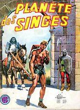 PLANETE DES SINGES 11 LUG 1977 TRES RARE BEL ETAT