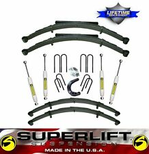"1973-1991 Chevrolet GMC Suburban 1500 6"" SuperLift Suspension Lift Kit 4X4"