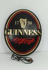 1759 Guinness  Beer man cave wall light sign