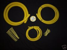 Subaru Wrx/sti-Amarillo Split De Conducto Motor / Cableado Dress Up Kit boostjunkies