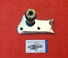 Mercedes Benz W 108 Arm Rest Hinge and Chrome Mounting Plate
