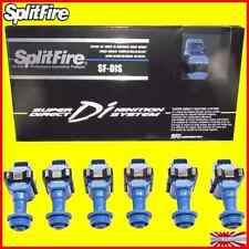 SPLITFIRE COIL PACKS R33 ECR33 SKYLINE RB25 RB25DET SERIES 2 DIS-005 for NISSAN