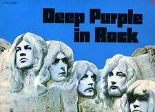 Deep Purple in Rock--Fame--Langspielplatte--EMI Harvest-- 1 A 038 --1575051--