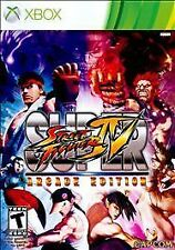 Super Street Fighter IV -- Arcade Edition (Microsoft Xbox 360, 2011)