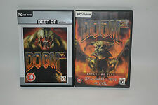 DOOM 3 & DOOM 3: RESURRECTION OF EVIL  for  PC