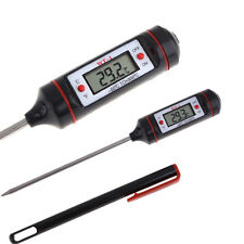 Pocket LCD Digital Thermometer Temperature Cooking Food Kitchen Detector 11 inch