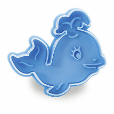 Präge-Ausstecher mit Auswerfer – Wal