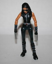 Custom Marvel Legends X-23 action figure loose