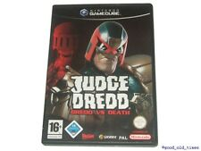 # Judge Dredd: Dredd vs Death (alemán) Nintendo GameCube/GC juego-Top #