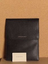 Burberry London Leather Tablet/IPad Sleeve Retail 350.00$