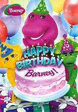 BARNEY: HAPPY BIRTHDAY, BARNEY! (NEW DVD)