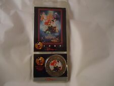 Walt Disney Decades Coin #49 The Little Mermaid 1989 New/Sealed!