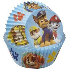 Wilton - Paw Patrol Cupcake Cases (pack 50) - Birthday Party Supplies