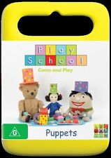 Play School - Puppets (DVD, 2011) Region 4 Children & Family DVD Rated G