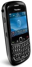 BlackBerry Curve 8520 - Black (AT&T) 3G Smartphone (QWERTY Keyboard) WIFI PDA