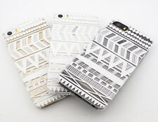For iphone 6 4.7 Inch Fin Mayen Aztèque Tribal Native Ethnique Motif étui coque