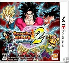 Used 3DS Dragon Ball Heroes Ultimate Mission 2  NINTENDO 3DS JAPANESE  IMPORT