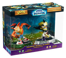 Skylanders Imaginators Adventure Pack Crash and Neo Cortex ACTIVISION BLIZZARD